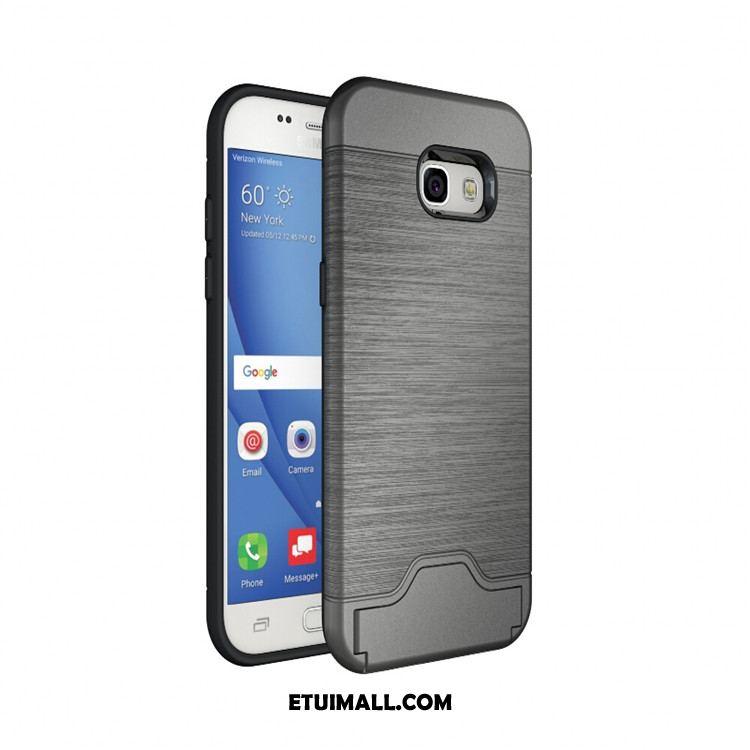 50e582768ed Etui Samsung Galaxy A5 2017 Wspornik Karta Anti-fall Telefon Komórkowy  Gwiazda Futerał Tanie Tanie